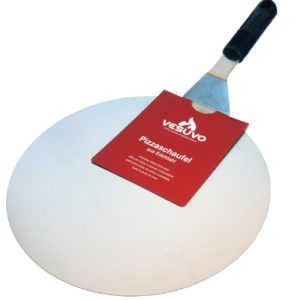 Vesuvo Pizzaschaufel aus Edelstahl 30cm