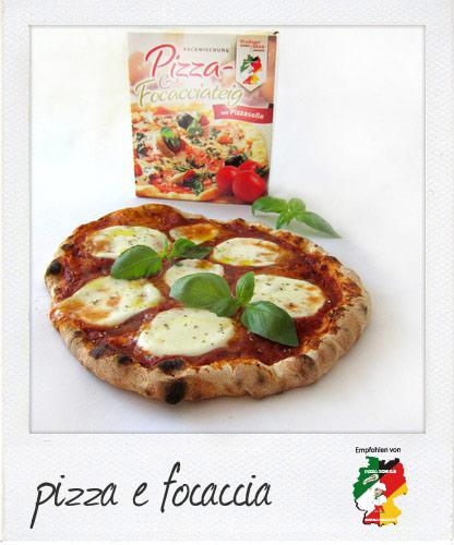 Pizzamehlmischung von Umberto Napolitano