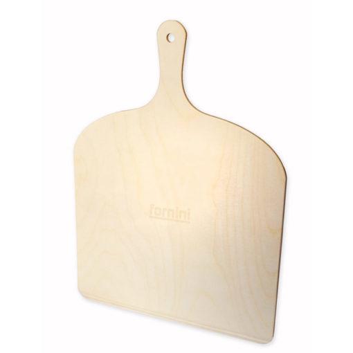 Fornini Pizzaschaufeln aus Holz im 1er Pack