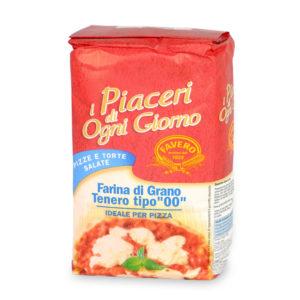 Favero Pizzamehl vom Typ 00 für Pizza