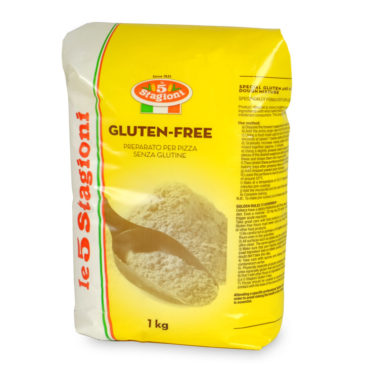 Le 5 Stagioni Gluten-Free Pizzabackmischung
